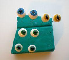 Super-Simple Polymer Clay Doll Eyes Tutorial