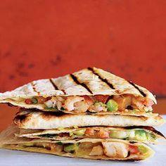 Tex-Mex Grilled Paprika Shrimp make great after-school snacks!