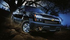 The Chevy Avalanche
