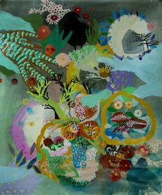 Saatchi Online Artist Lia Porto; Painting, Laberinto (Labyrinth) #art