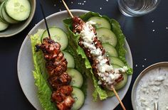 Lettuce Cup Recipes You Can Make Tonight!   Ginger Chicken Lettuce ...