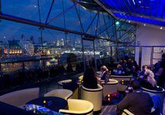 OXO restaurant December 2010 London
