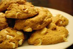 White Chocolate Macadamia Nut Cookies: 2 Points+