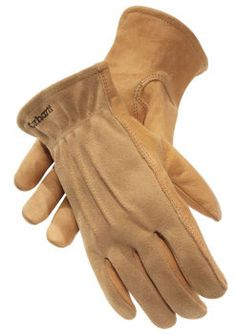 Carhartt work gloves and other great products found in the made in USA section of the website http://www.carhartt.com/