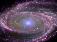 SPIRAL GALAXY M81, A BLACK HOLE 70 MILLION X MORE MASSIVE THAN OUR SUN!!