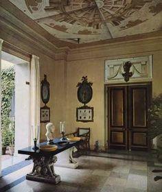Foyer by Billy Baldwin