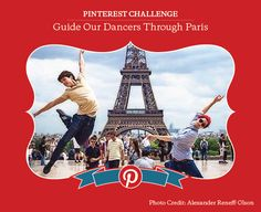 Help us guide our dancers through Paris! #sfbinparis #sfbtakesparis #sfbontour