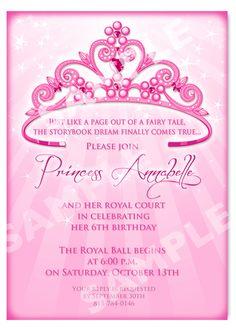 Sofia The First Birthday Invitations for adorable invitations design