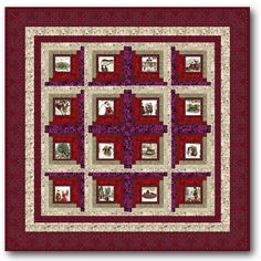 log cabin quilts are always favorites they re easy to sew and have ...