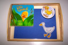 Little Quack Math toddler math, book activities, math books, preschool, toddler activities