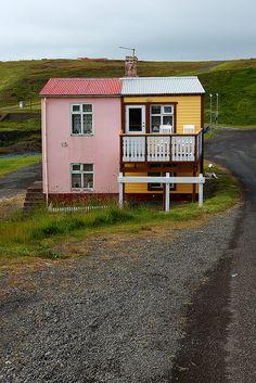 Hofsós, Skagafjörður.