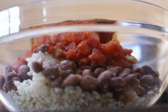 Rotel Beans and Rice (Potluck Meal)   $5 Dinner Challenge