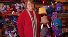 """""""Knitters, crocheters and felters are stitching up a storm in preparation for the inaugural 2014 Boorowa Woolfest Beanie, Beret and Tea Cosy Competition."""""""