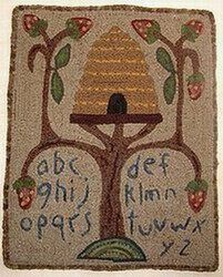 beeskep alphabet tree