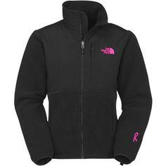 Pink Ribbon Denali Jacket (Women's) #NorthFace at RockCreek.com