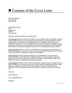 Address On Cover Letter | Doc - www.mittnastaliv.tk