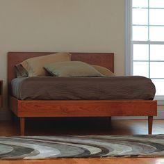 Asher King Bed - modern - Beds - SmartFurniture