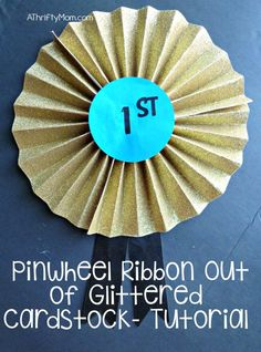 pinewheel ribbon out