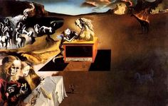 The Invention of the Monsters, 1937 - Salvador Dali
