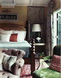 A Bloomsbury Life: The Well-Layered Room