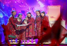 ¡Las abuelas rusas! La sensación del festival. Más fotos y vídeos en:  http://www.rtve.es/eurovision/