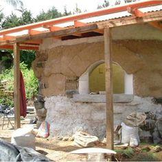 building a tire house