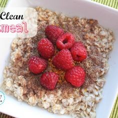 """The Perfect """"Eat Clean"""" Breakfast - The PennyWiseMama"""