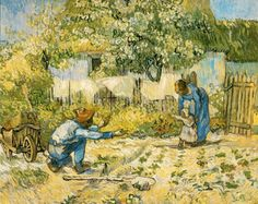 First Steps - Van Gogh