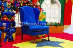 Santa Display — Stock Photo #4267058
