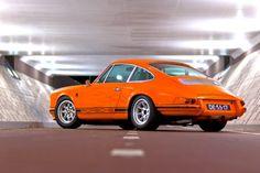 classic beauty. porsche 911
