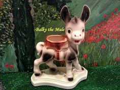 Balky the Mule