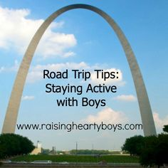 Road Trip Tips for staying active with kids on the road. Including activity stops for kids. Our fav @FocusFamily