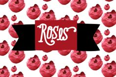I just released Roses on Creative Market.