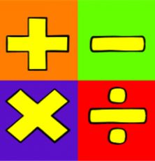Play a timed or relaxed multiple-choice math quiz with A+ Math Facts. Great for introducing kids to math!