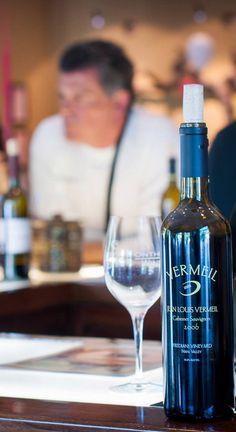 Vermeil Wines - Napa, California - #winetasting #wine #winery #bestwine #Napa #travel #vineyard #wines