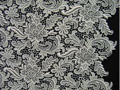 Guipure Lace Natural