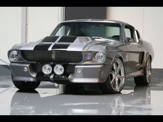 1967 Shelby GT500  Hope to see this cruising down the streets of Orange County, Ca very soon!