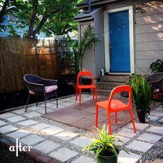 patios diy, back doors, side yards, backyard patio pavers, diy patios