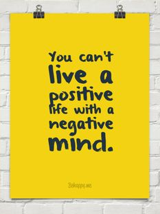 positive thoughts, quot