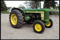 1957 John Deere 820 Diesel Another Mecum Sold Sold Price: $6,000