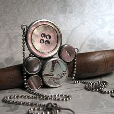 Buttons, steampunk