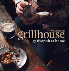 Grill House Gastro-Pub at Home is recipe for great bar food. Get cooking at http://homebars.barinacraft.com/post/37403774298/grillhouse-gastropub-at-home-bar-food