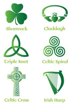 Irish Symbol For Grandmother Celtic symbols - all greenIrish Symbol For Grandmother