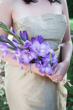 Gladiolus Bouquet Mister Phill Gladioli Bouquet Bouquets Wedding