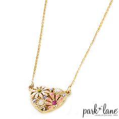 Daisy Necklace   Park Lane Jewelry