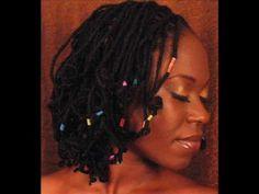 Hair Jewelry For Dreadlocks | locs # hair jewelry # dreads # beads