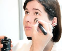 Chanel Beauty Tips - How to Create the Perfect Day to Night Eye Look - Marie Claire