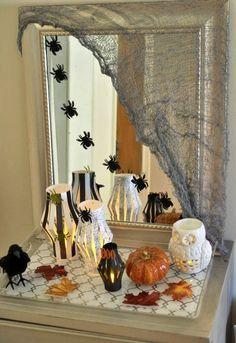 DIY decor using cardstock.
