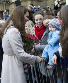 THE Duchess of Cambridge has been admitted to hospital and is in the early stages of labour, Kensington Palace has said.