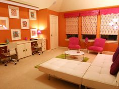 Contemporary Kids-rooms from Lori Withey on HGTV